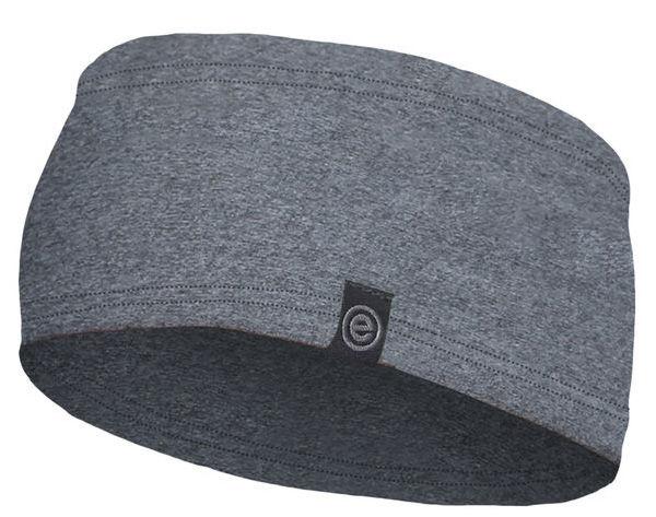 Etape - čelenka CROWN, šedá melír