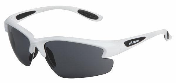 Etape - sportovní brýle EVO, bílá