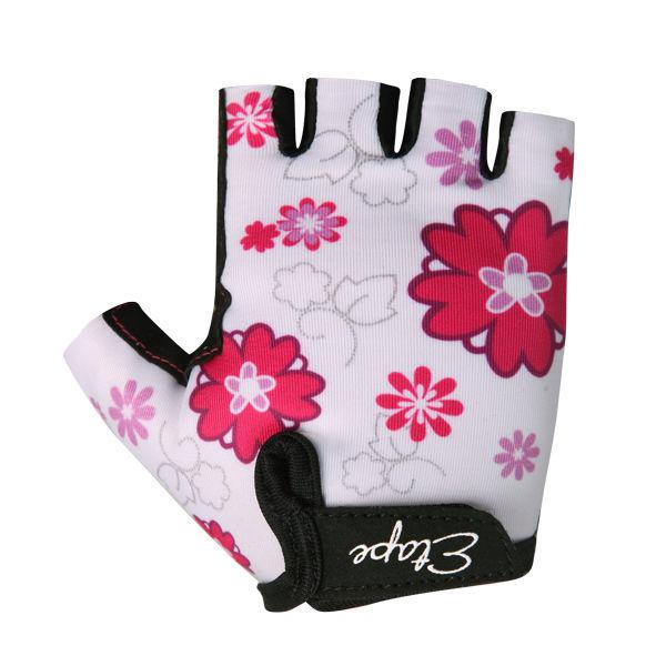 Etape - dětské rukavice TINY, bílá