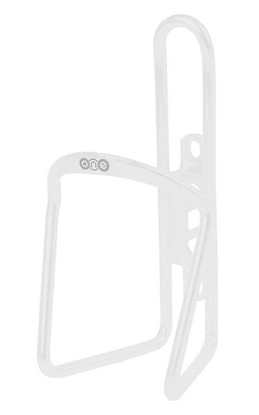 ONE - košík na lahev KIT 1.0, bílá