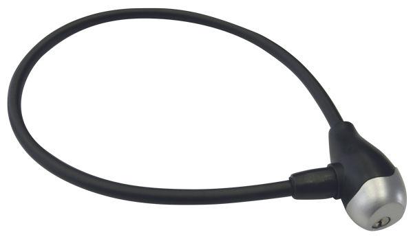 ONE - zámek LOOP 7.0, 650x10 mm, černá mat