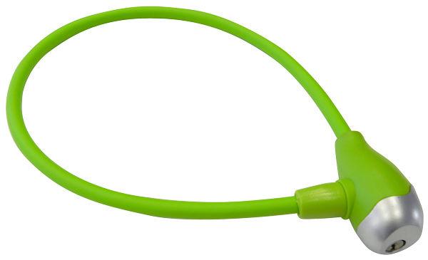 ONE - zámek LOOP 7.0, 650x10 mm, zelená mat