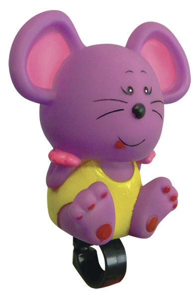 ONE - dětský klakson na kolo TOY, myš